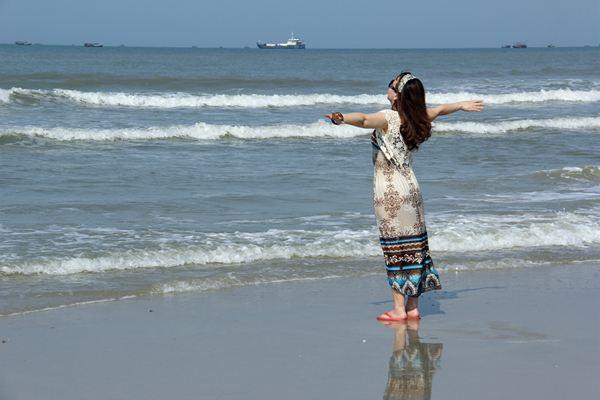 再不旅游就老啦!---北海涠洲岛龙脊梯田放松游(之一)