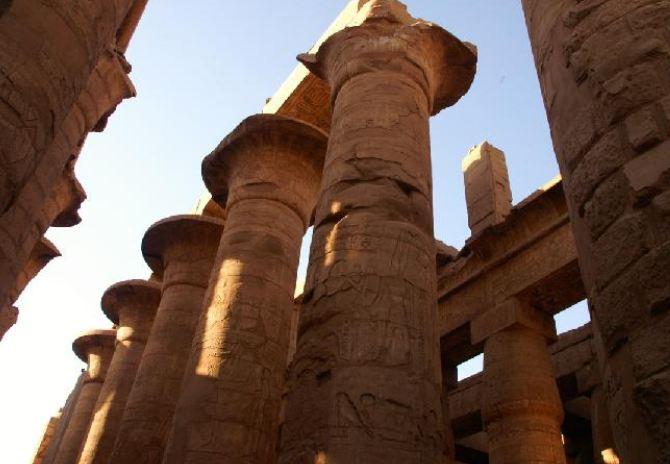阿蒙神庙  Amun Temple of Karnak   -1