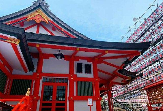 花園 神社