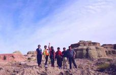 塔克拉玛干沙漠(巴音郭楞)-巴音郭楞-滇国剑客