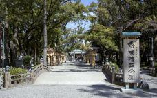 丰国神社-大阪-hiluoling
