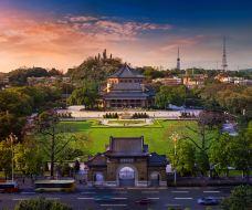 中山纪念堂-广州