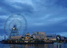 横滨港未来21-横滨-vivienvivien