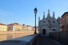 圣母玛利亚斯皮那教堂-比萨-fooler0809