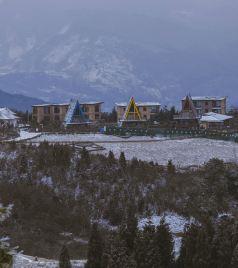 六盘水游记图文-不必再去遥远的北方,在贵州尽享冬日冰雪盛宴