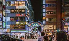 新宿歌舞伎町-东京-小凌60