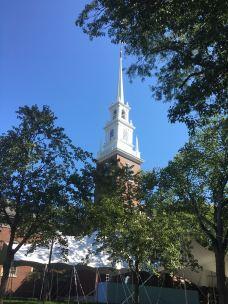 哈佛大学-剑桥-七月