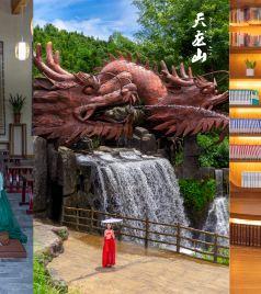 赣州游记图文-【遇见绝美全南】七月,沉醉在全南的山水画卷里