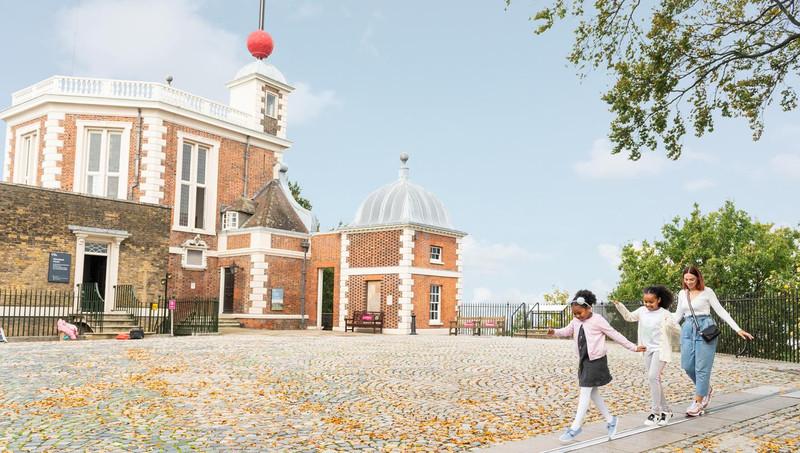 走进格林威治 —— 隐藏在繁华伦敦里的世外桃源