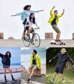 新上游记图文-逐浪环保,adidasTERREX夏日永续系列全新上市