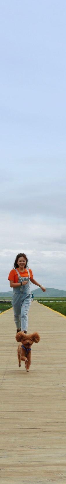 俄么塘花海景区-红原