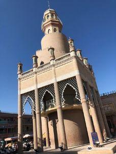 艾提尕尔清真寺 -叶城