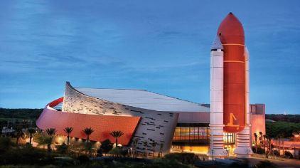 奥兰多肯尼迪航天中心3-路程