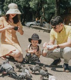 清迈游记图文-重返泰北古城清迈,一起去塔佩门喂鸽子吧