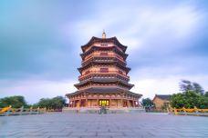 博鳌禅寺-琼海