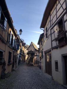 Vieille ville d'Eguisheim-埃吉桑-sangchung