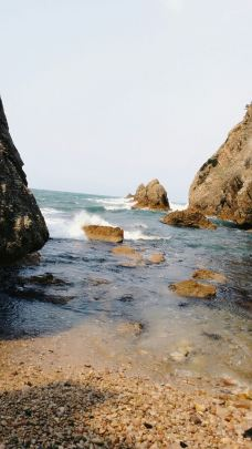 Uradome Coast-鸟取-一个人旅游也很快乐