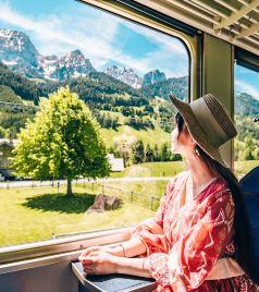瑞士游记图文-初夏6月,邂逅湖泊与城堡丨瑞士休闲8日游