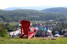 翠湖山庄-魁北克省-轻快的行走脚步
