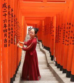 富士山游记图文-大脚小脚走江湖之第八季---日本之旅