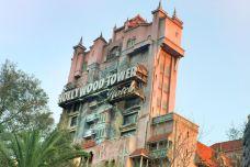 The Twilight Zone Tower of Terror-橙县