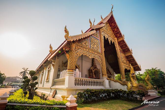 Colors of Chiang mai-清迈的色彩【清迈拜县7日结伴之行】