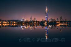 紫峰大厦观光层-南京-追星星的理科男