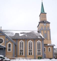 Tromso Domkirke-特罗姆瑟-陶乐诗