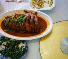 黄河娃土菜鱼庄-吉县-青山大人