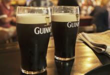都柏林美食图片-爱尔兰黑啤