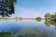 茵雅湖-仰光-doris圈圈