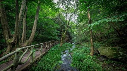 木兰天池景区5