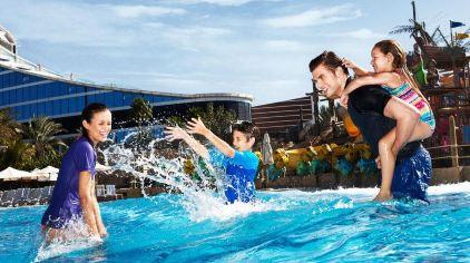 迪拜疯狂维迪水上乐园 (2)