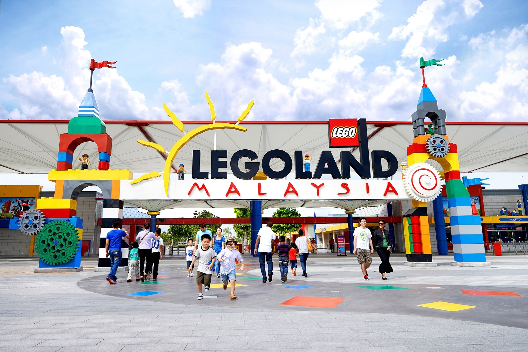 LEGOLAND Malaysia Combo Tickets [Special Offer]