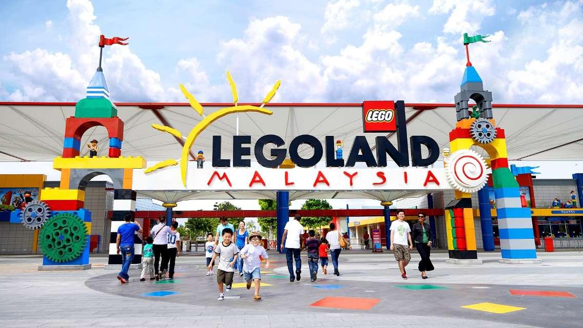 28% Off | LEGOLAND Malaysia Combo Tickets