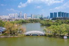 月牙潭公园-昆明-耀晨影像