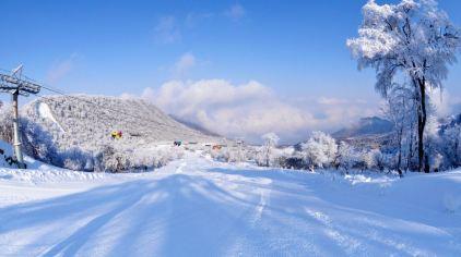 九鼎山太子岭滑雪场2
