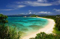 Small tropical beautiful island Okinawa-冲绳县-C_image