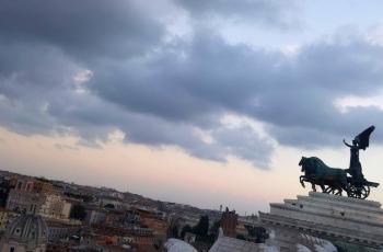 携程攻略】Roma dal Cielo Terrazza delle Quadrighe门票,罗马Roma dal ...
