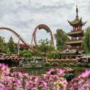 Tivoli Gardens Admission Ticket in Copenhagen