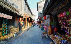 南阳古镇-微山-轻快的行走脚步