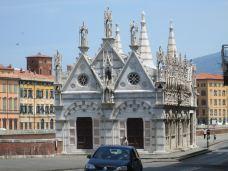 圣母玛利亚斯皮那教堂-比萨-tai****000