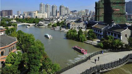 清名桥古运河游船(跨塘桥码头)