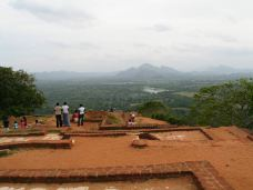 Citadel of Sigiriya - Lion Rock-锡吉里耶-渭南松赞干布