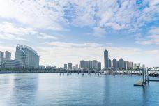 金沙湾海滨浴场-湛江-doris圈圈