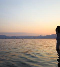抚仙湖游记图文-周末与玉溪抚仙湖的浪漫约会,赏落日花海