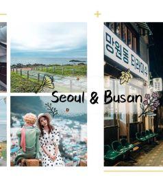 首尔游记图文-圆一个18岁时的韩剧梦 - 首尔+釜山小众5日游