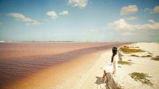 粉红湖-里约拉加尔多-乖小咪