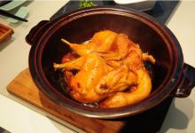 保定美食图片-神仙鸡