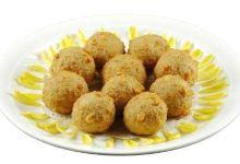 中山美食图片-小榄炸鱼球
